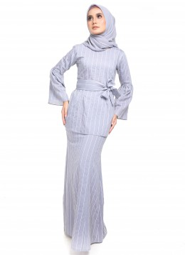 LAKSANA BULAN - Light Grey