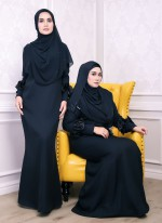 LATEEFA DRESS - Black