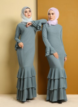 EMBUN DRESS - Dove