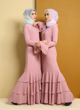 EMBUN DRESS - Pink